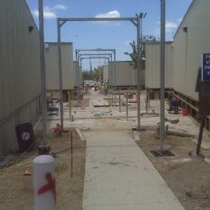 Construction Walkway