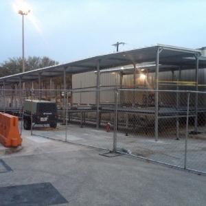 temporary ADA ramp