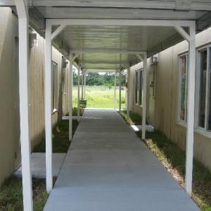 Portable Classroom Canopy
