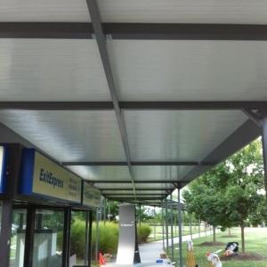 Rent walkway cover